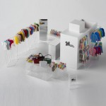 24 Issey Miyake concept shop by Nendo