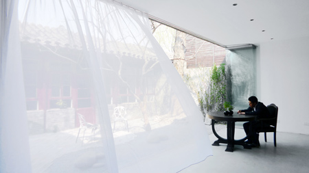 Beijing Hutong Bubble by MAD 20