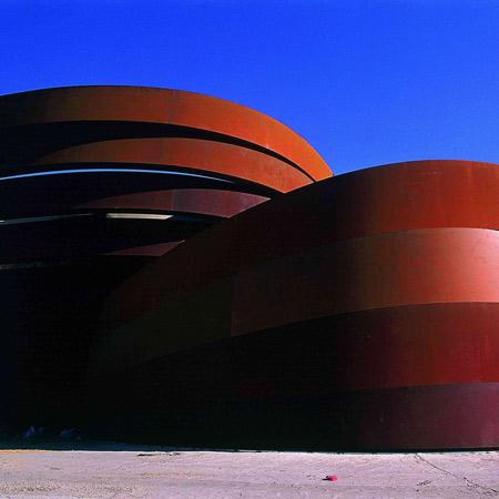 Design Museum Holon by Ron Arad Architects