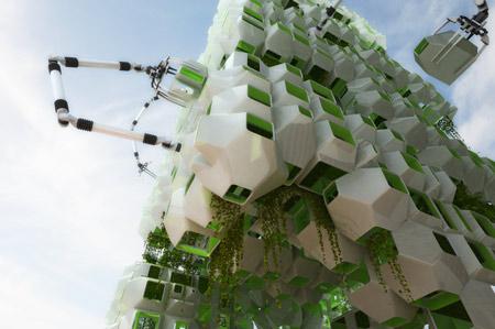 mobiele biofuel reactors