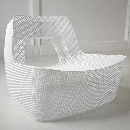 Is this the coolest chair ever made by Charlie Davidson