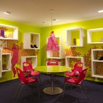 Kensiegirl Showroom by Sergio Mannino Studio