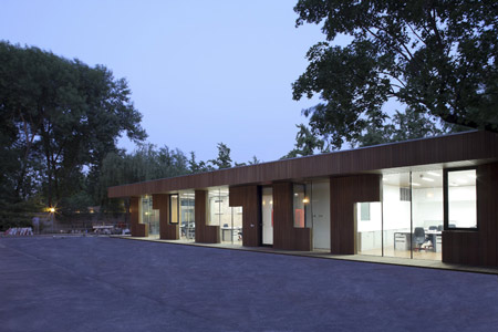 Visa section of Swiss Embassy by EXH Design 17
