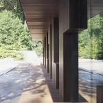 Visa section of Swiss Embassy by EXH Design