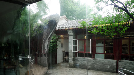 Beijing Hutong Bubble by MAD 13