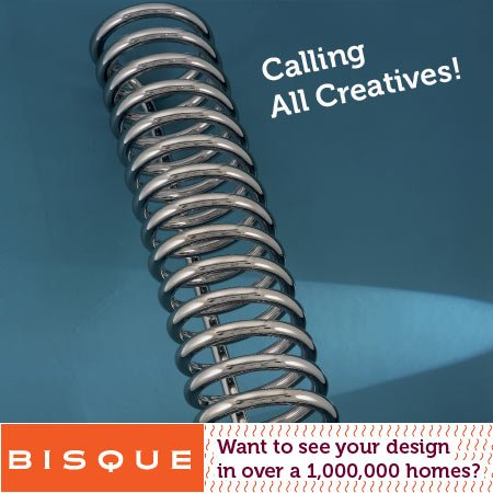 Design a radiator for Bisque at Tent London