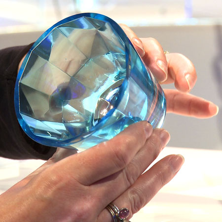Bombay Sapphire at the London Design Festival: Designer Glass Competition winner