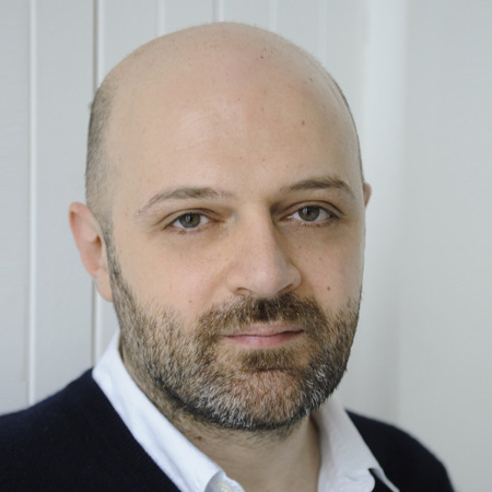 Dezeen podcast: Hussein Chalayan at the Design Museum