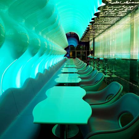 Switch Restaurant by Karim Rashid