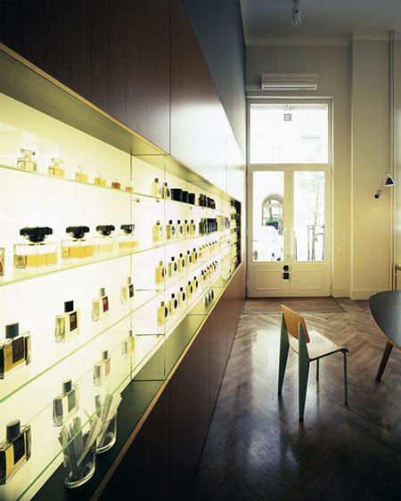 Pictures of perfumery