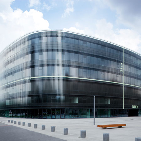 National Technical Library in Prague by Projektil Architekti