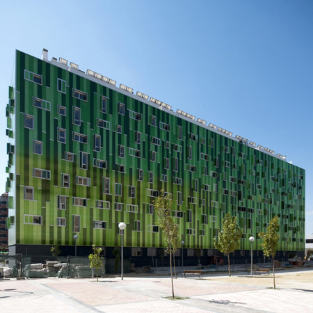 123 Social Green Housing by SOMOS Arquitectos