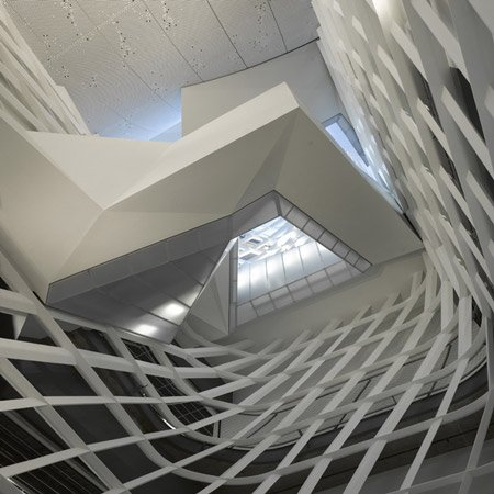 41 Cooper Square by Morphosis