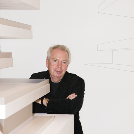 Dezeen podcast: David Chipperfield at the Design Museum