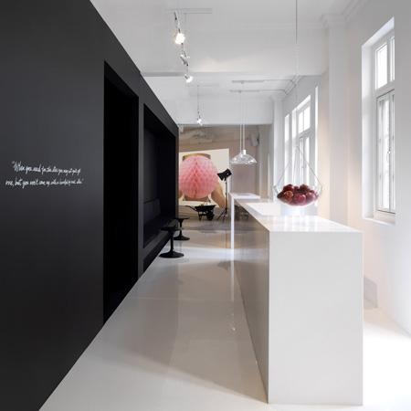 leo burnett office by ministry of design dezeen best office reception areas