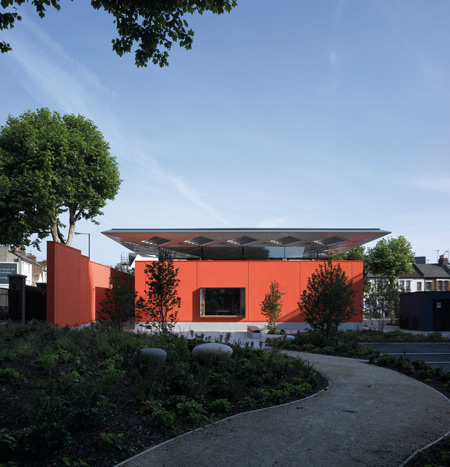 Maggie's Centre by Rogers Stirk Harbour + Partners wins Stirling Prize