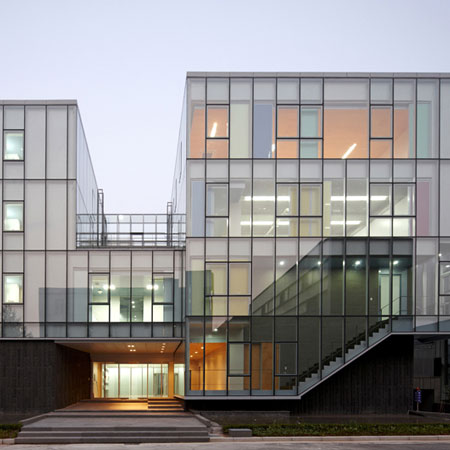 Paju Book City by Stan Allen Architects
