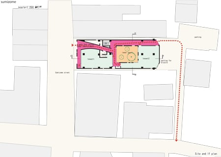 dzn_Slit Court by EASTERN Design Office 14