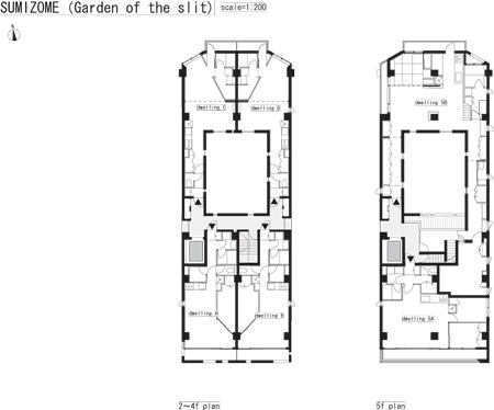 dzn_Slit Court by EASTERN Design Office 15