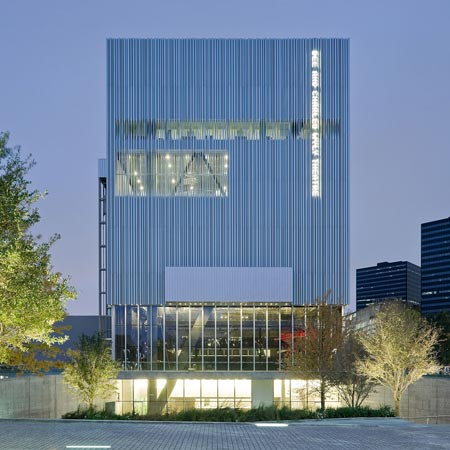 The Dee and Charles Wyly Theatre by REX and OMA