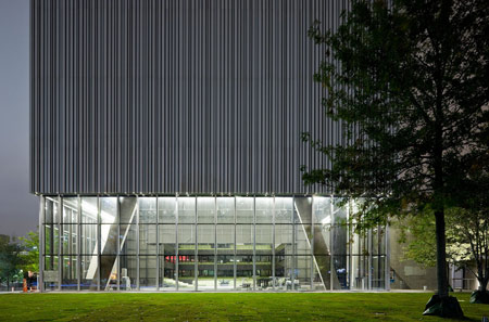 The Dee And Charles Wyly Theatre By Rex And Oma Dezeen
