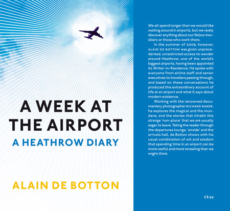 Competition: five copies of A Week at the Airport by Alain