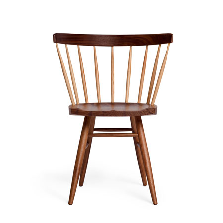 Beautiful American furniture brand Knoll have reintroduced three designs by the late Japanese American woodworker George Nakashima originally designed for Knoll in