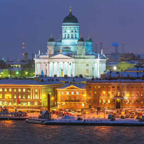 Helsinki is named as World Design Capital 2012