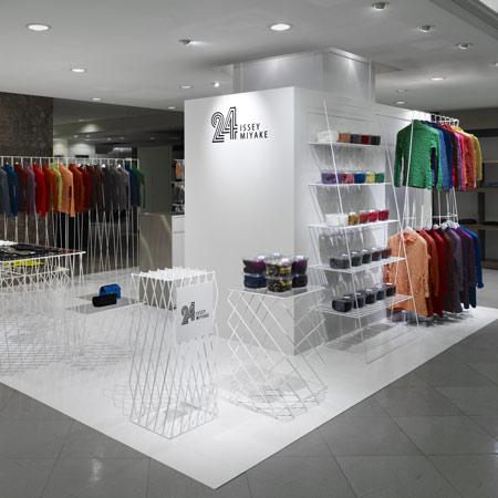 24 Issey Miyake Shop by Nendo