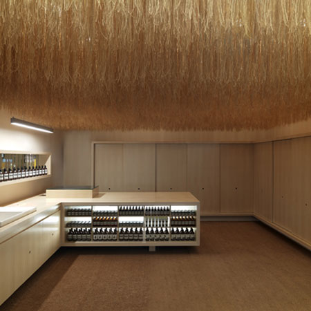 Aesop store by March Studio