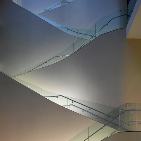 Ashmolean Museum by Rick Mather Architects