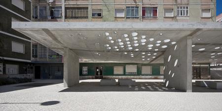 Поверхность теней от Ateliermob