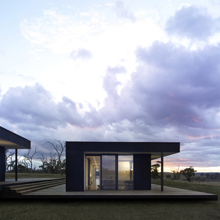 Country Victoria Modular House by Carr Design Group
