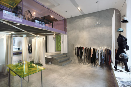 Fashion Studio By Irena Kilibarda Dezeen