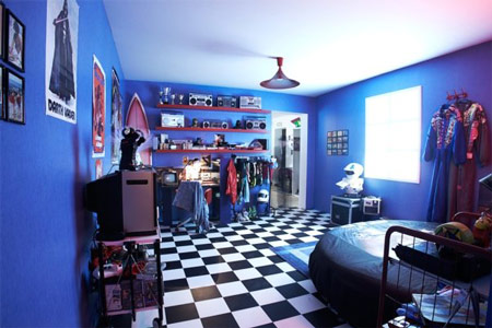 Quicksilver bedroom