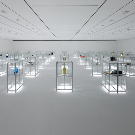 Kanazawa World Craft Triennial 2010 Pre-event by Nendo