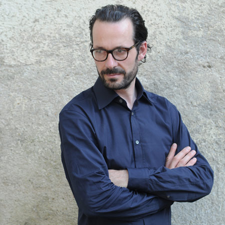 Dezeen podcast: Konstantin Grcic at the Serpentine Gallery