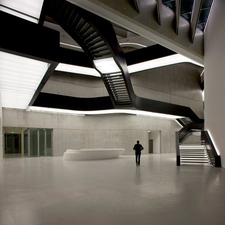 MAXXI National Museum of XXI Century Arts by Zaha Hadid wins RIBA Stirling Prize