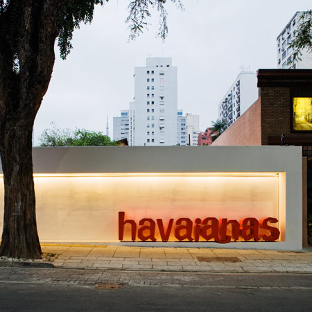 Havaianas by Isay Weinfeld