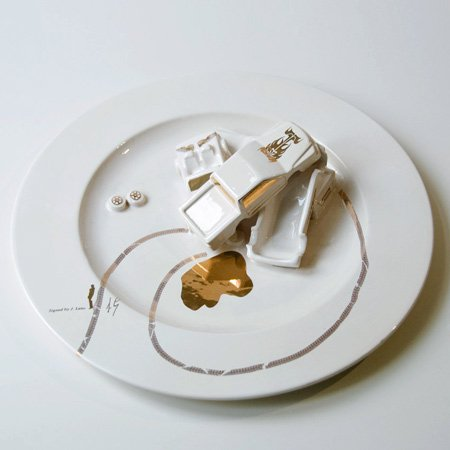 Five Star Crockery by Judith Montens