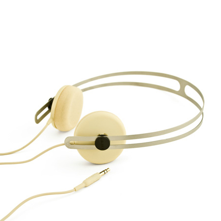 Tracks Headphone Series by Aiaiai and Kilo Design