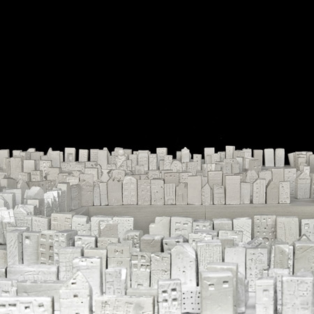 A Model City by drdharchitects