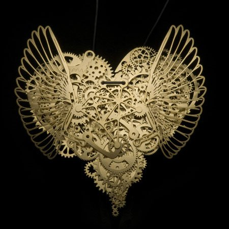 Clockwork Love by Tjep.
