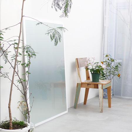 Mirror by Tetsuo Kondo Architects