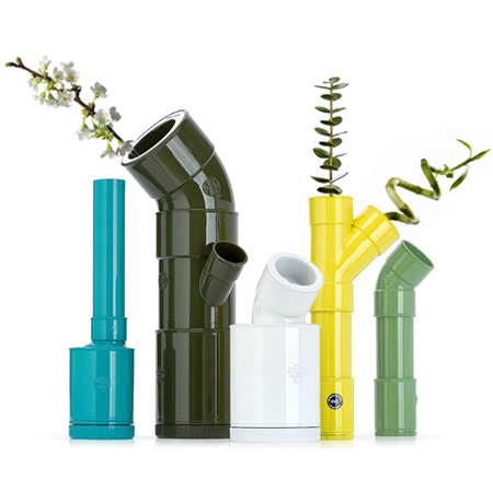 Pretty Vases Collection by FX Balléry