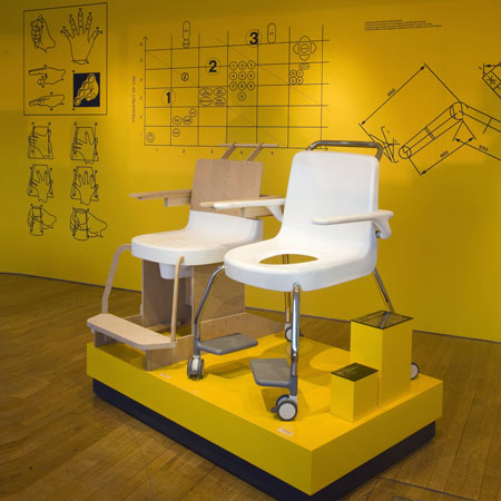 Dezeen podcast: Ergonomics - Real Design at the Design Museum