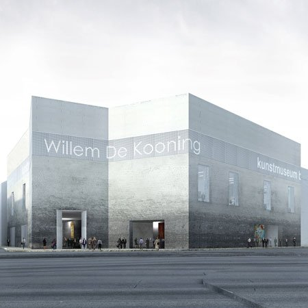 Extension Kunstmuseum by Christ + Gantenbein