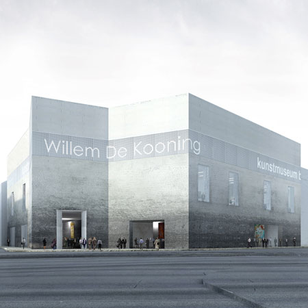 Extension Kunstmuseum by Christ & Gantenbein