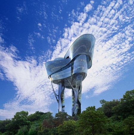 Daewon Park Observatory by Changki Yun