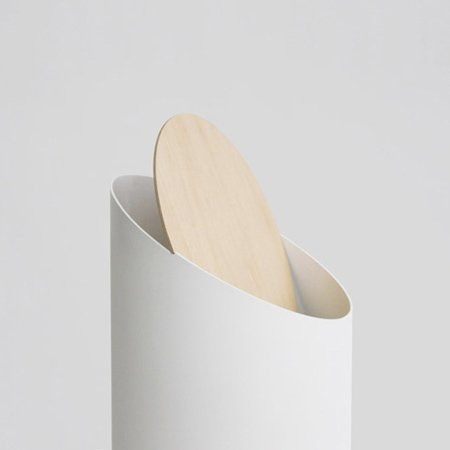 Minimal sculptural items by Shigeichiro Takeuchi